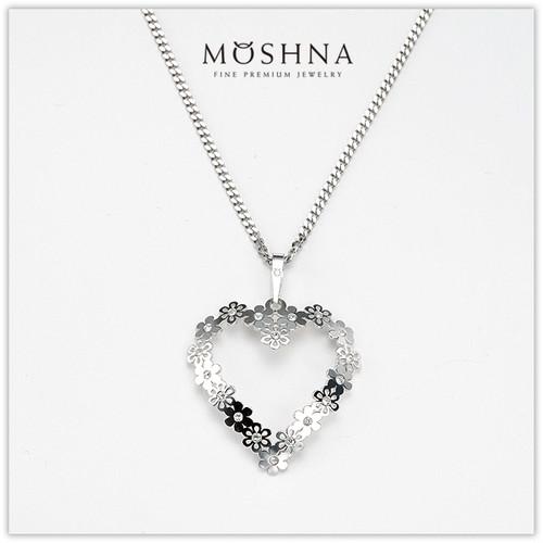 【MOSHNA:モシュナ】SILVER SET HEARTBEAT