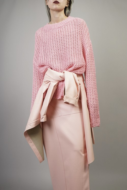 OVER SWEATER (PINK) 2105-81-720