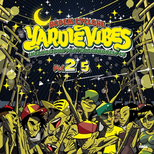 YARDIE VIBES VOL.2.5 MIX BY RODEM CYCLONE