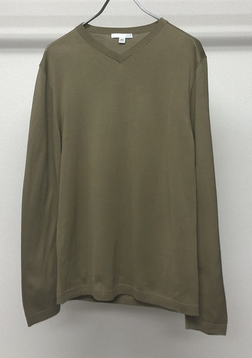 2000s HELMUT LANG KNITTED T-SHIRT