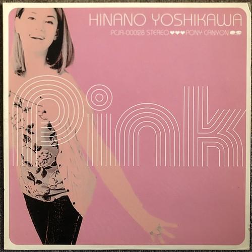 HINANO YOSHIKAWA - PINK (12inch) 吉川ひなの [jpo] 試聴 fps191212-13