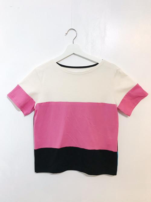 Colorful Tee【カラフル2WAY Tシャツ】12