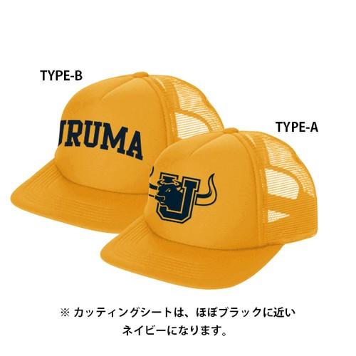 URUMA CITY MESH CAP