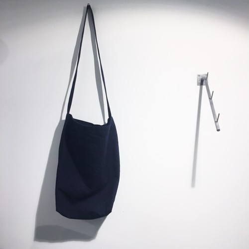 YOKO SAKAMOTO 【ヨウコサカモト】 SHOULDER TOTE BAG OVERDYE