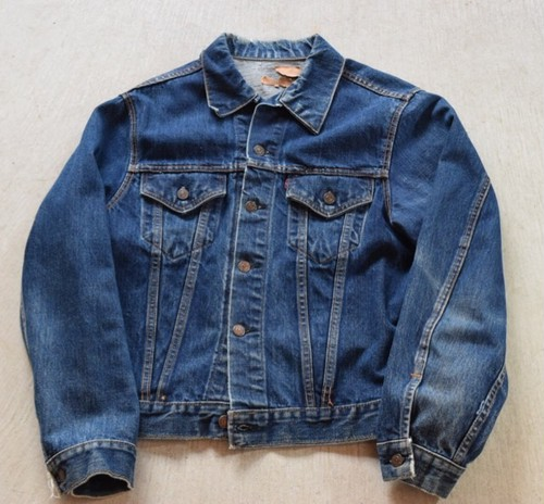 60s vintage Levis 70505 bigE