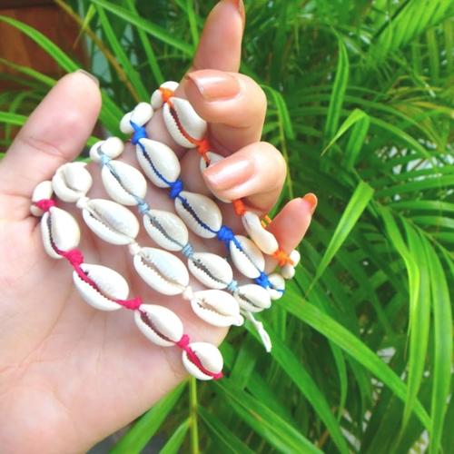Cowry Bracelet
