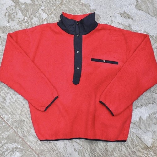 90's THE NORTH FACE pullover fleece