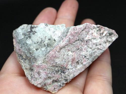 桃簾石 チューライト 71,7g TLT006  鉱物 天然石 パワーストーン 原石
