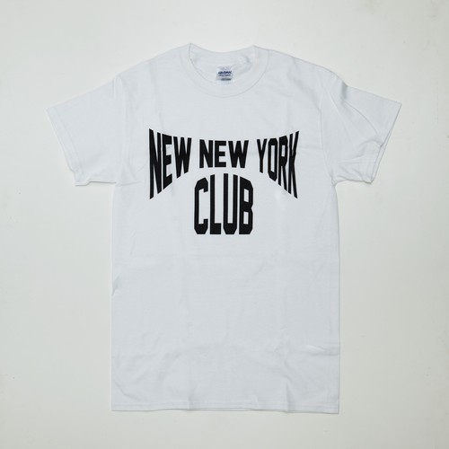NEW NEW YORK CLUB T-shirt  WHITE
