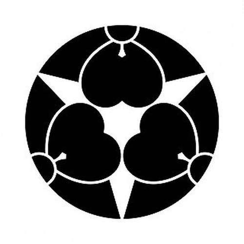 三つ割剣片喰 aiデータ