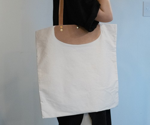 CANVET TOTE 4900