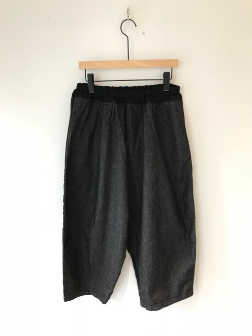 【ordinary fits】  OL-P015D /BALL PANTS DENIM