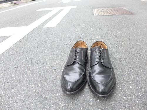 Nettlton V-tip Algonquin shoes 70's