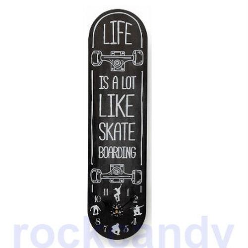 オールドルッククロック*スケートボード
