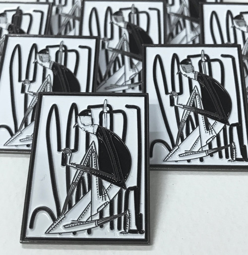 STUDIO BSB - ALEX SENNA PIN