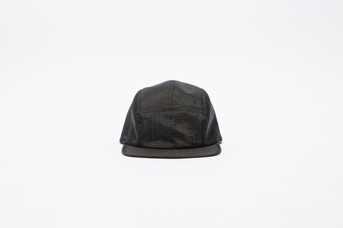 OUTDOOR CHECK NYLON CAMP CAP
