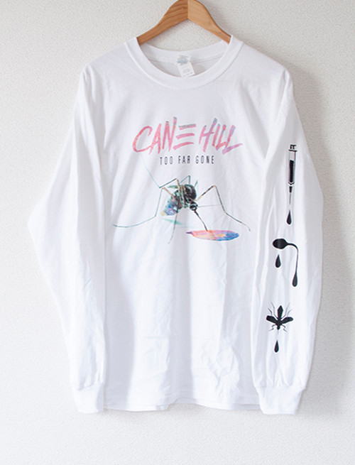 【CANE HILL】Too Far Gone Long Sleeve (White)