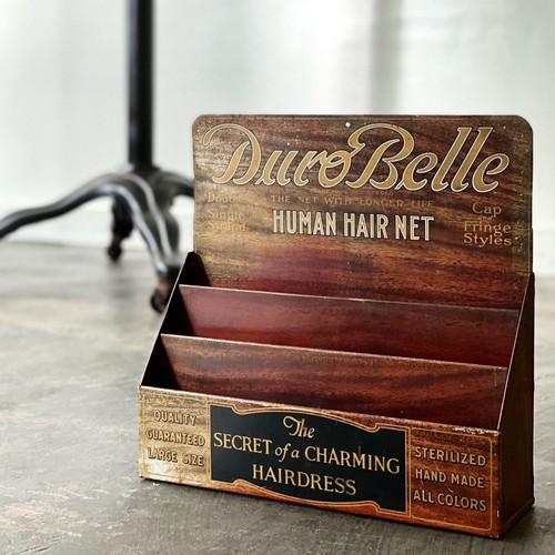 Vintage Display Rack DuroBelle