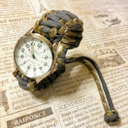 パラコード 腕時計 Madmax  GDK