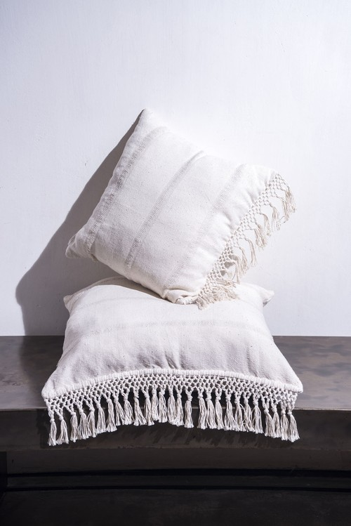 EGYPTIAN COTTON CUSHION small