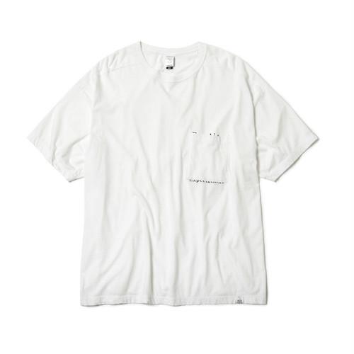 "MAGIC STICK CLAS"" SICK BOX T-Shirts WHITE"
