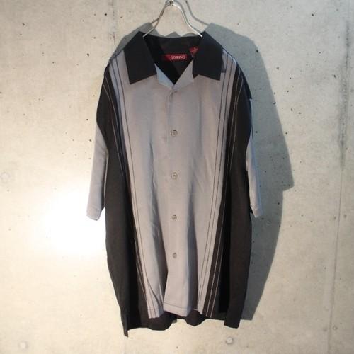 Rayon Poly 2tone shirt