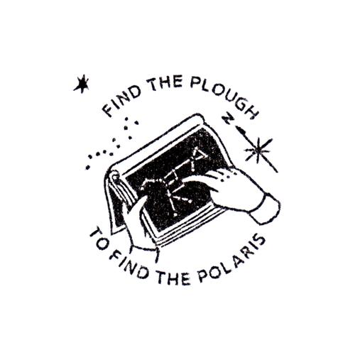 北極星を見つけるには、おおぐま座を見つけよ。 Find the Plough to find the Polaris