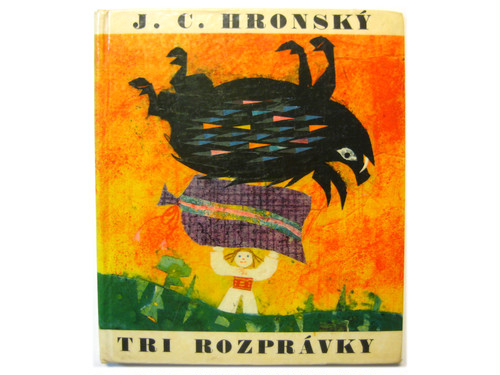 《SOLD OUT》アロイス・クリモ「Tri Rozpreavky」1968年
