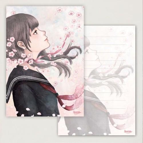 想いに散って少女は咲く-メモ帳