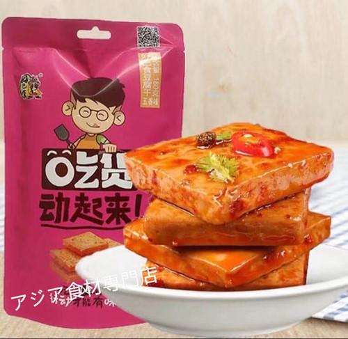 【常温便】吃货五香豆干(味付押し豆腐五香味180g)