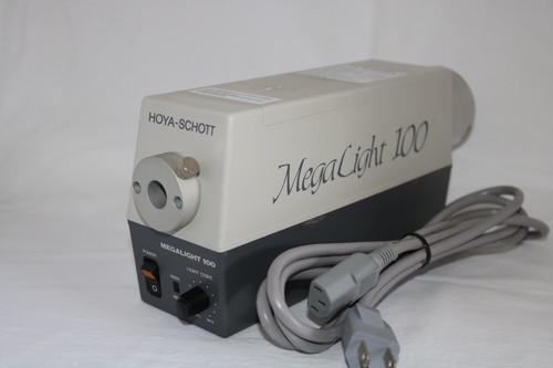 ハロゲン光源 MEGALIGHT100(電源コードあり)