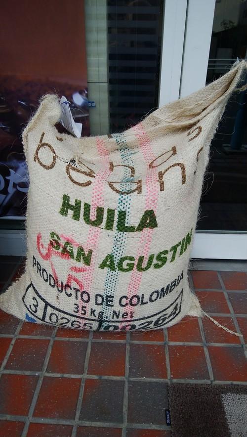コロンビア 「ウィラ・サンアグスティン」 シティーロースト200g