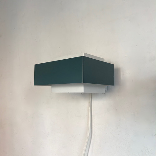 Philips Vintage Metal Wall Lamp 60's オランダ フィリップス A