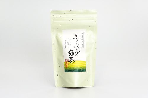 ティーバッグ緑茶