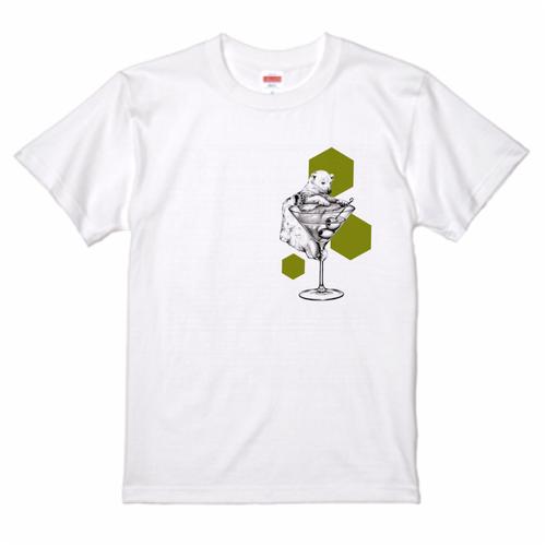 Dry martini Tee T-shirt ドライマティーニ Tシャツ