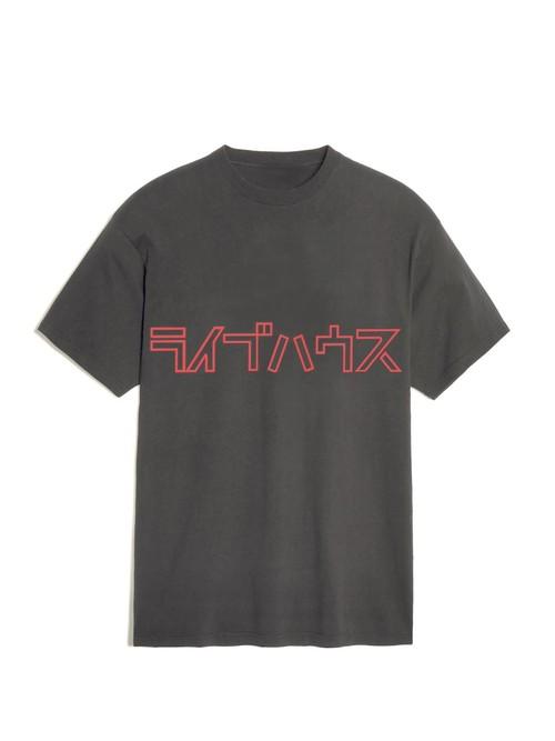 ライブハウスTシャツ