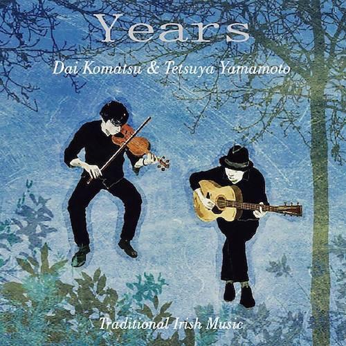 Dai Komatsu & Tetsuya Yamamoto 1st Album''Years''