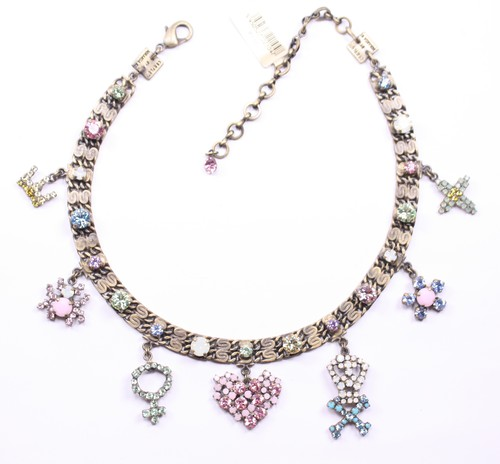 Love you to death, meet you in Heaven necklace choker チョーカー