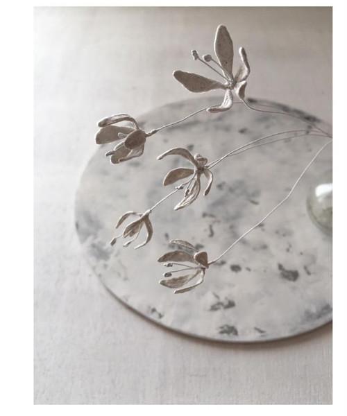 craft seed 紙の植物 花