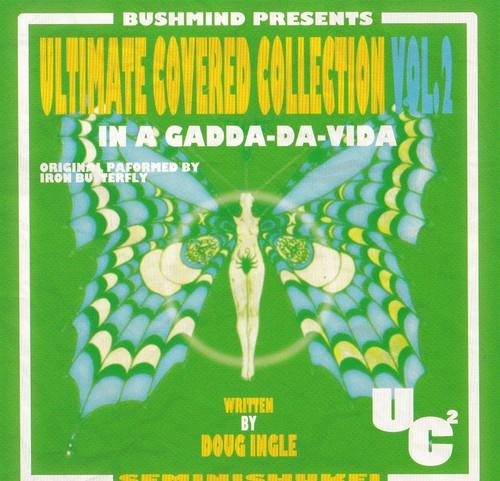 BUSHMIND / ULTIMATE COVERED COLLECTION VOL.2 - IN A GADDA-DA-VIDA
