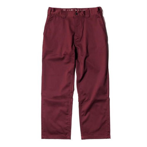 TIGHTBOOTH / STRETCH PANTS HIGH END / 2color