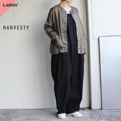 【再入荷】HARVESTY アトリエシャツ Atelier Shirt A41601 (OLIVE)