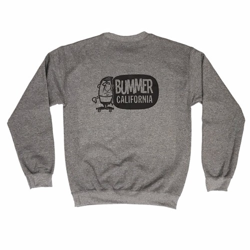"BUMMER CALIFORNIA ""SIMICH"" SWEATSHIRT"