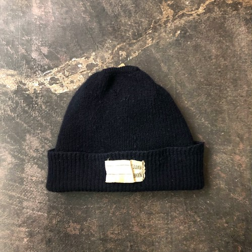 Vintage Navy Watch Cap