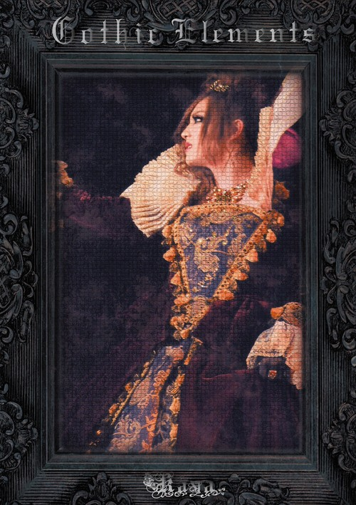 【Kaya】Gothic Elements(DVD)
