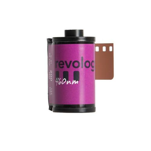 【カラーネガフィルム 35mm】Revolog(レボログ)460nm 36枚撮り