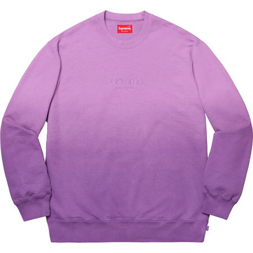 Supreme Dipped Crewneck