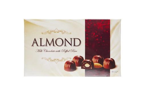 アーモンドチョコレート(ライスパフ入り)