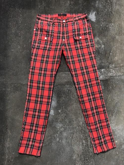 undercover / Studs bush pants