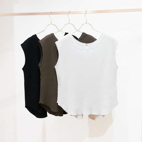 Misc Tokyo Thermal No-sleeve Top